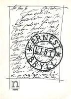 Bryll Ernest Wiersze List Warszawa Niezależna Oficyna Wydawnicza nowa 1985 Muzeum Wolnego Słowa