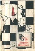 Zbigniew Brzeziński Plan gry Game plan USA ZSRR Warszawa Wydawnictwo Głos 1987 mapa świata Muzeum Wolnego Słowa