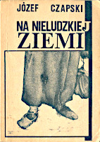 Czapski Na nieludzkiej ziemi 1989 k014846 Muzeum Wolnego Słowa m-ws.pl/muzeum/