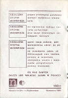 Jastrun Tomasz Życie Anny Walentynowicz Warszawa Niezależna Oficyna Wydawnicza Nowa 1985 k002466 Muzeum Wolnego Słowa www.m-ws.pl/muzeum/
