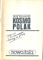 Kaczmarski Jacek Kosmopolak Gdańsk Nowa Fala 1988 k012483 Muzeum Wolnego Słowa m-ws.pl/muzeum/