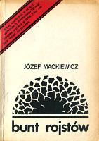Mackiewicz Bunt rojstów rojstow Gryf 1990 Wilno Słowo 1938 k011123 Muzeum Wolnego Słowa m-ws.pl/muzeum/