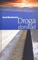 Mackiewicz Droga donikąd donikad Londyn Kontra 978-0-907652-73-1 9780907652731