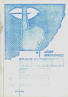 Mackiewicz Nie trzeba głośno mówić glosno mowic Wydawnictwo Kurs 1989 k003965 Muzeum Wolnego Słowa www.m-ws.pl/muzeum/