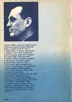 Miłosz Czesław Milosz Czeslaw Wiersze wybrane Warszawa PIW Państwowy Instytut Wydawniczy 1980 83-06-00650-X 830600650X