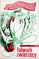 Orwell George Folwark Zwierzecy Zwierzęcy Londyn Odnowa 1974 0903705052 0-903705-05-2 m-ws.pl