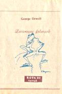 Orwell George: Folwark Zwierzęcy. Toruń: Rota 80, 1981. - m-ws.pl