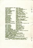Orwell George Folwark Zwierzęcy Warszawa Wydawnictwo Głos 1983 rysunek świni opartej o ścianę przy szlabanie drukowany brązowym kolorem na białym kartonie małe okrągłe logo wydawnictwa m-ws.pl
