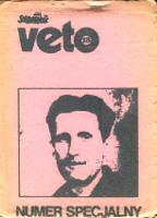 Orwell George: Folwark Zwierzęcy. Poznań: Biblioteka Wydawnictwa Veto 1984 m-ws.pl