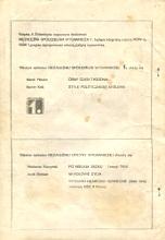 Sołżenicyn Solzenicyn Aleksander Jeden dzień Iwana Denisowicza Niezależna Oficyna Wydawnicza Niezależna Spółdzielnia Wydawnicza 1 1981